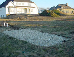 Audet associates construction group ottawa landscape for Ecoflow septic system
